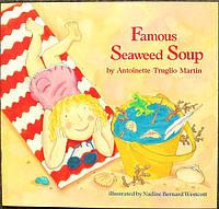 Famous Seaweed Soup (Видатний суп із водоростей). Оповідання англійською мовою. Серія: Короткі історії англійською для дітей, фото 1