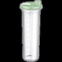 Бутылка для масла / уксуса 0,75 л зеленая прозрачная