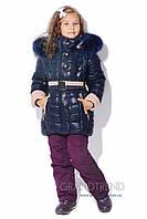 Зимнее Пальто детское утеплитель тинсулейт X-Woyz! DT-8201