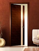 Деревянные двери с полимерным покрытием