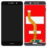 Дисплей (экран) для Huawei Nova Lite Plus с сенсором (тачскрином) черный Оригинал