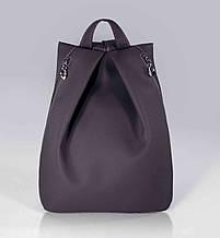 """Городской рюкзак """"Rebecca"""" - серый 03"""