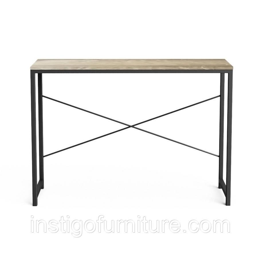 Каркас для консольного стола из металла