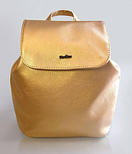 "Женский рюкзак ""Christina"" Gold 16"