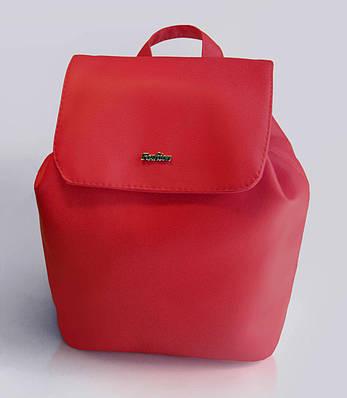 """Городской рюкзак """"Christina"""" Red 19"""