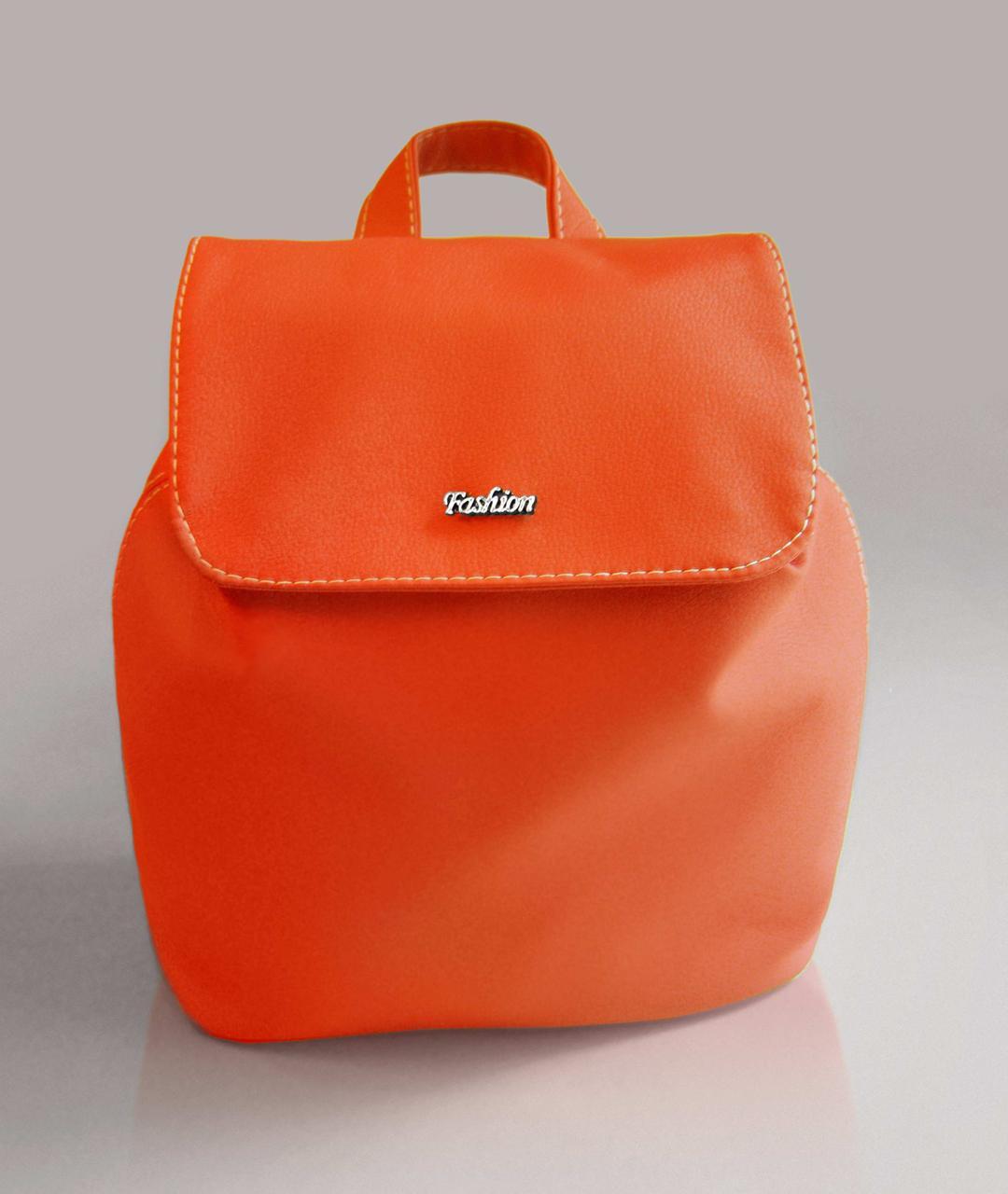 """Городской рюкзак """"Christina"""" Orange 20"""