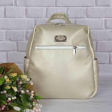 """Жіночий рюкзак """"Katty"""" GREY PEARL 03"""