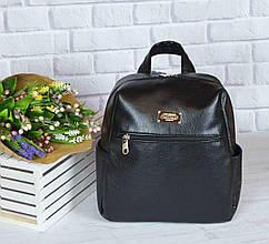 """Жіночий рюкзак """"Katty"""" BLACK 11"""
