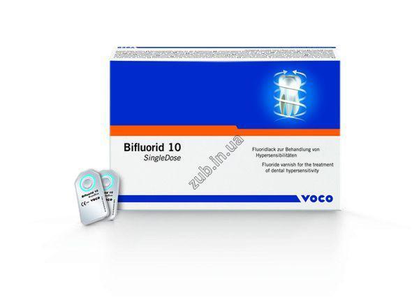 Бифлюорид 10 набор 6 г +10 мл VOCO
