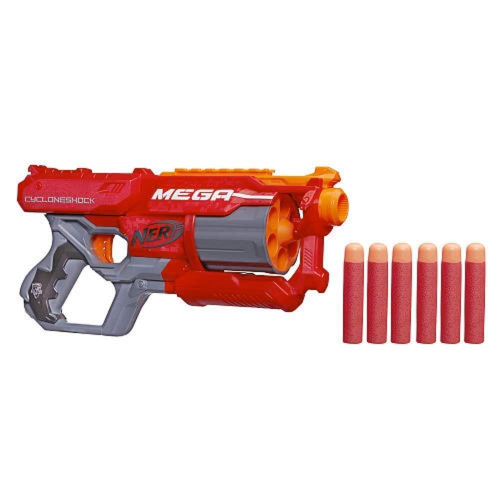 Бластер Nerf Мега Циклон-шокN-Strike Elite Mega CycloneShock Blaster