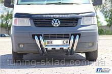 Кенгурятник Volkswagen T5 Transporter 2003-2010 (Фольцваген Транспортер)