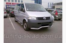 Нижняя губа волна Volkswagen T5 Transporter 2003-2010 (Фольцваген Транспортер)