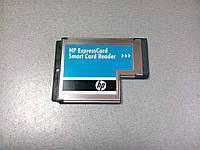 Считыватель смарт-карт HP SCR3340 ExpressCard 54 Card Reader Hewlett Packard, фото 1