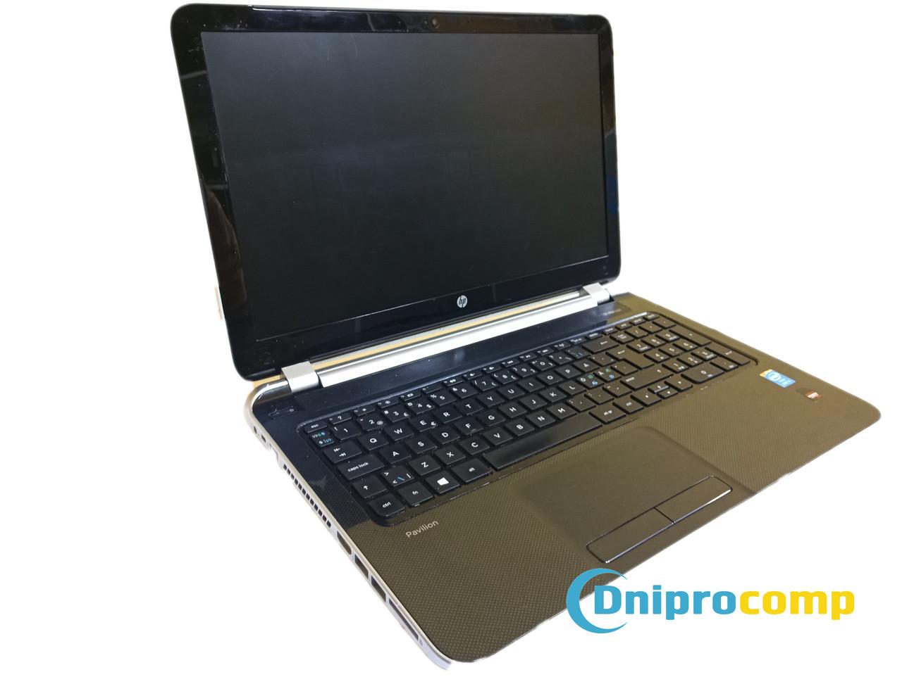 Игровой ноутбук HP Pavilion 15 i5-4200U/4/320/8670М 1GB - Уценка