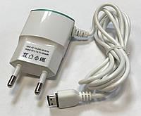Зарядное устройство Samsung D880 белое SCL