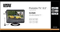 "Телевизор ЖК TV 9,5"" 901 T2"