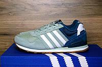 Кроссовки женские в стиле Adidas Neo код товара OD-2188. Бирюзовые