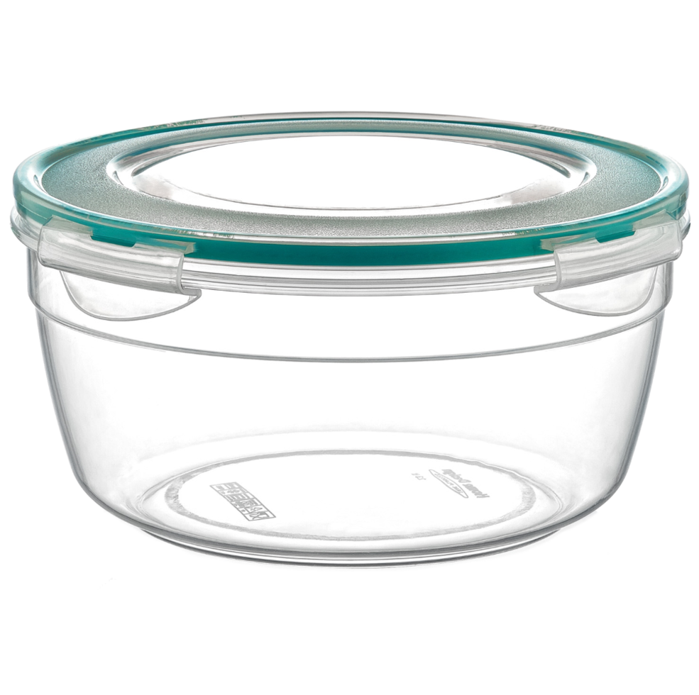 Контейнер Fresh Box круглый 1,5 л прозрачный