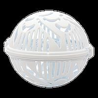 Контейнер для стирки белья белый