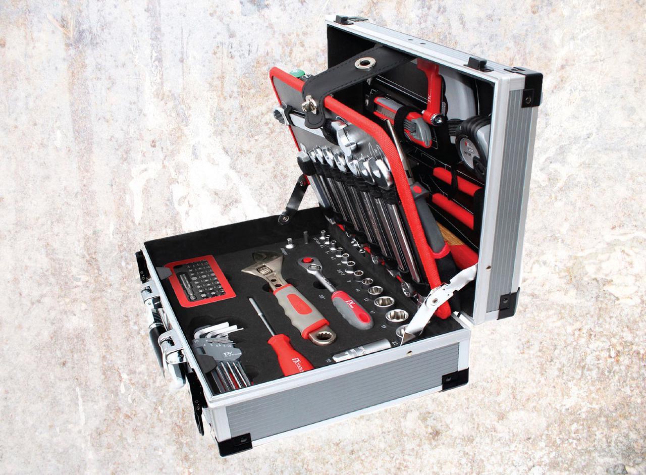 Набор инструментов для слесаря Utool, 92 предмета (U10103PX                )