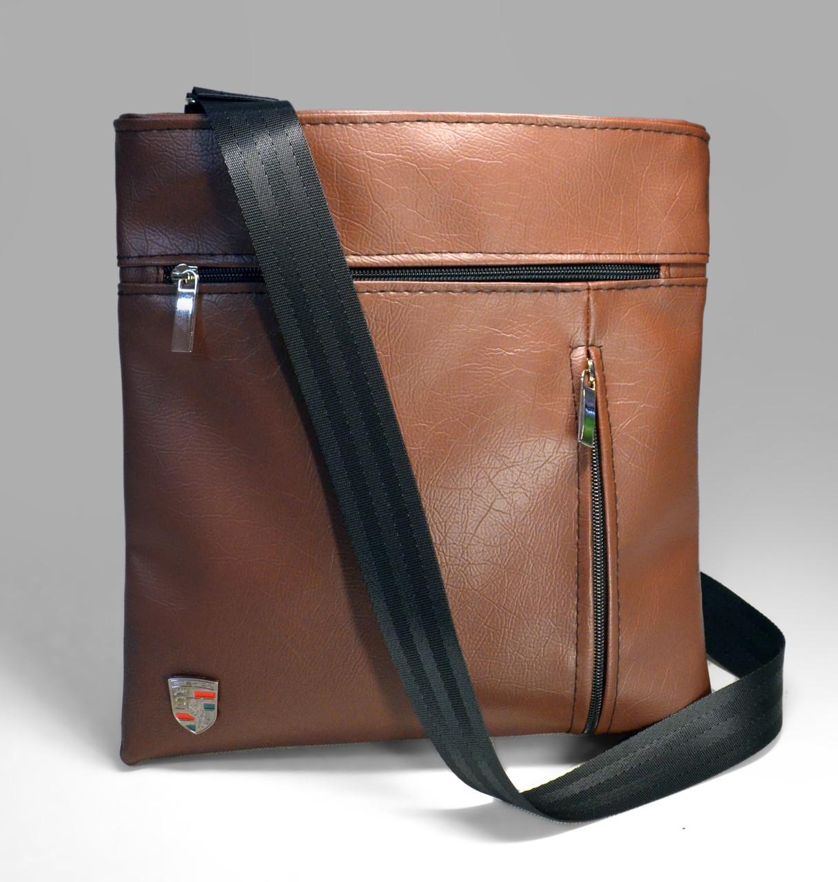 "Мужская сумка-планшет ""Leon"" 08"
