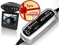 Зарядное устройство CTEK MXS 5.0 + в Подарок Видеорегистратор RECAM, фото 1