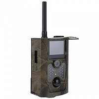 Охотничья 3G камера с двухсторонней связью HuntCam HC-550G, фото 1