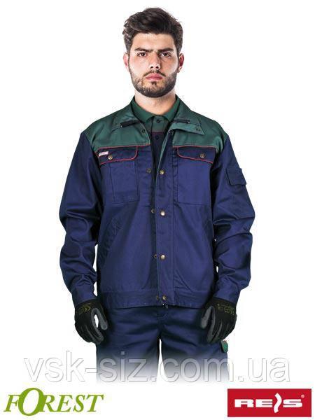 Куртка рабочая REIS (FOREST) BF