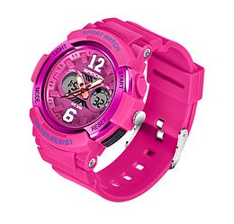 Детские спортивные часы Sanda 757 Roseo диам 45 мм (уценка)