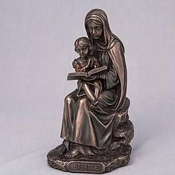 Статуэтка Veronese Святая Анна 15 см 76253