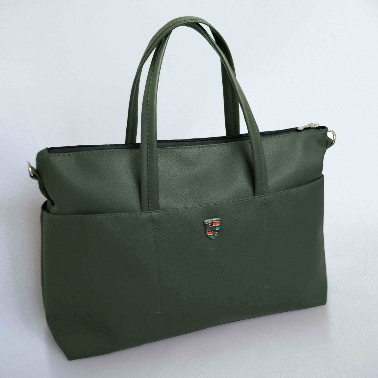 """Женская сумка """"Glory"""" 04 - Forest Green"""