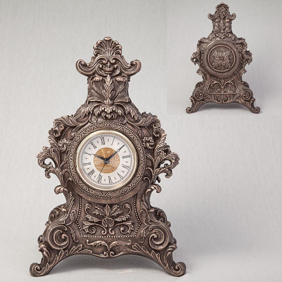 Часы каминные Veronese Барокко 32 см 75653
