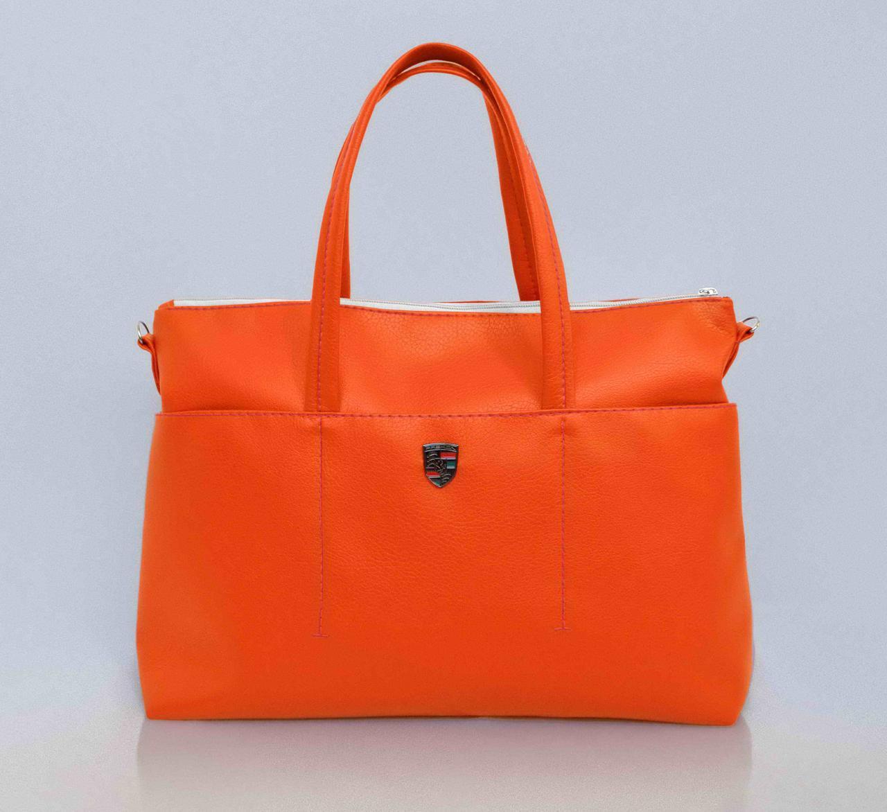 """Женская сумка """"Glory"""" 13 - Orange Fruit"""