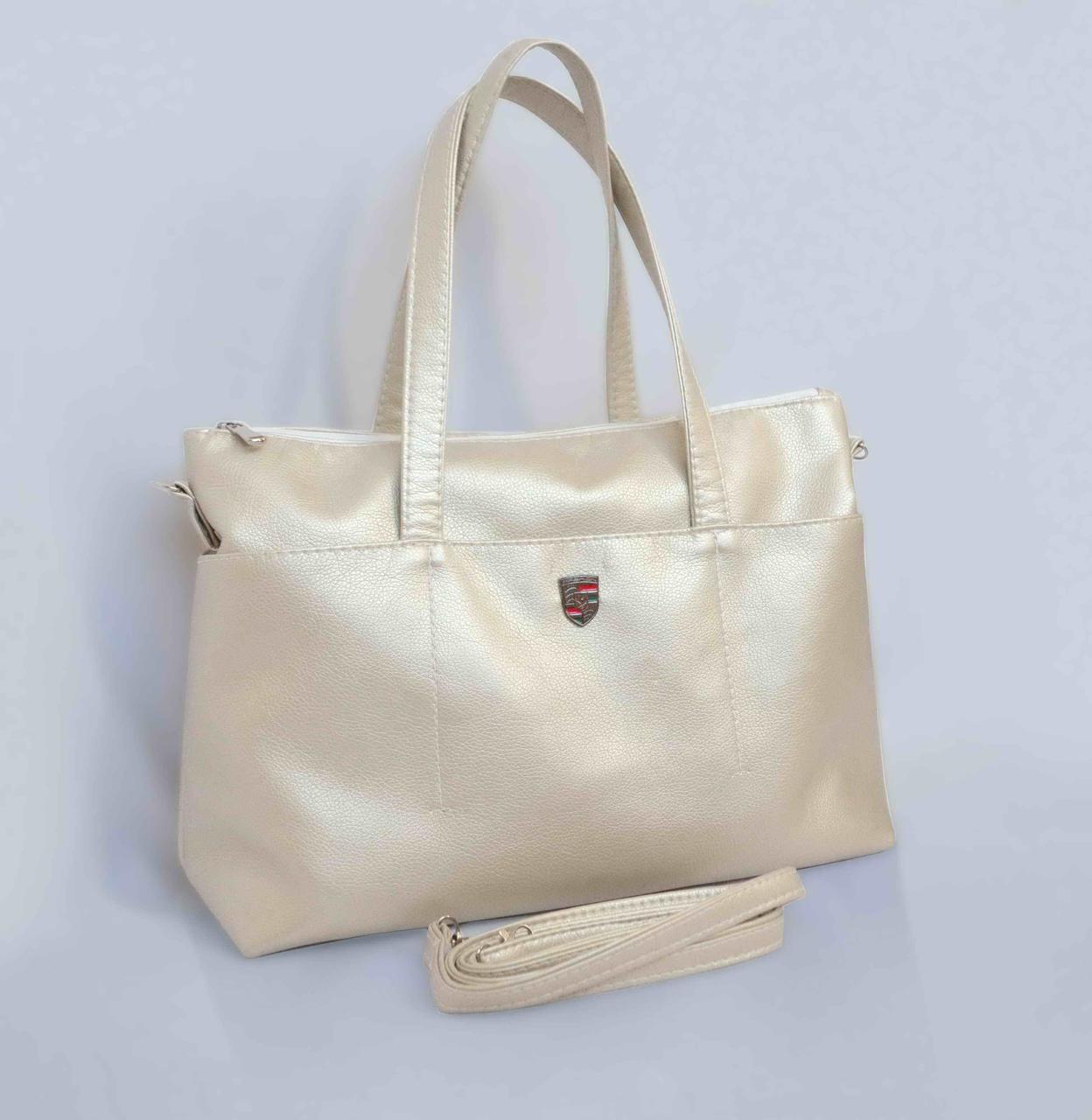 """Женская сумка """"Glory"""" 18 - White Pearl"""