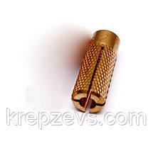 Анкер-втулка латунна М10