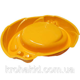 Арена для BeyBlade 52*60 см (желтая) , фото 2