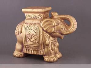 Подставка интерьерная Lefard Слон 43 см 728-028