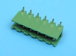 TLR6 Ответная часть к клеммнику TLS6 прямой угол без боковых стенок