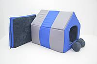 Домик для котов и собак зимний Комфорт, фото 1