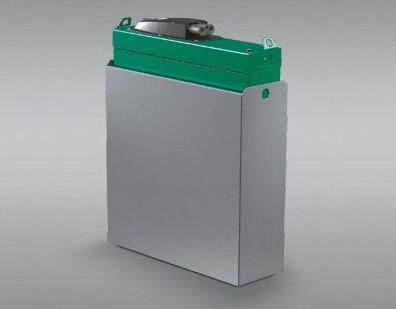 Літій-іонні тягові акумуляторні батареї HOPPECKE Trak | powerpack LiOn