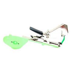 Степлер для фіксації рослин BJA Tape Binder TB-B зі стрічкою, запасним лезом і двома пружинами