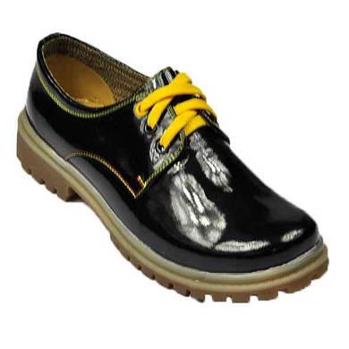 Туфли черные лаковые для девочки BISTFOR 36 размер