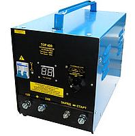 Пуско-зарядное устройство TOP ПЗУ-400 220В
