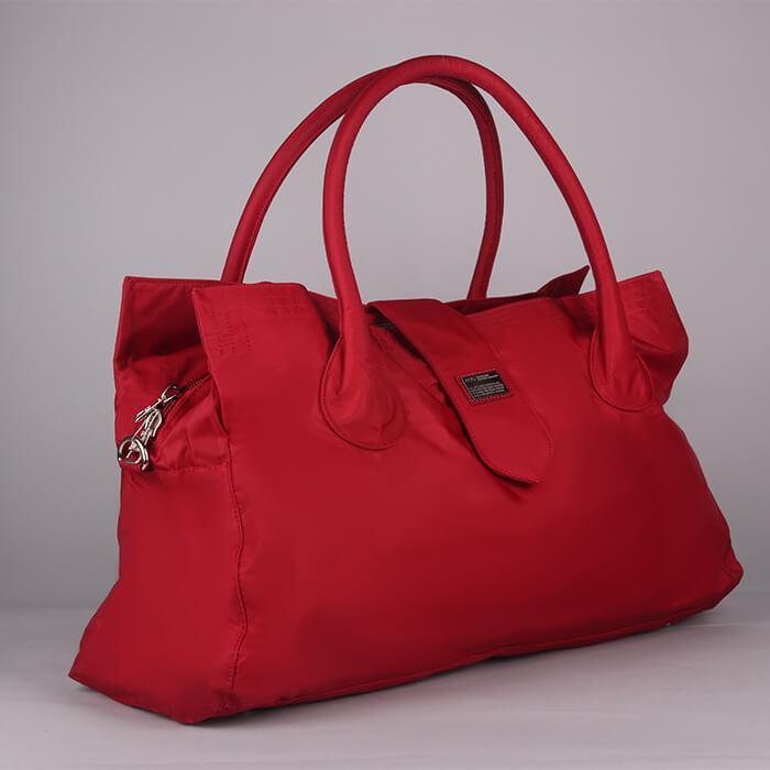 3c1ddfeb6287 Дорожная сумка Epol 23601 большая красная, цена 998 грн., купить в ...