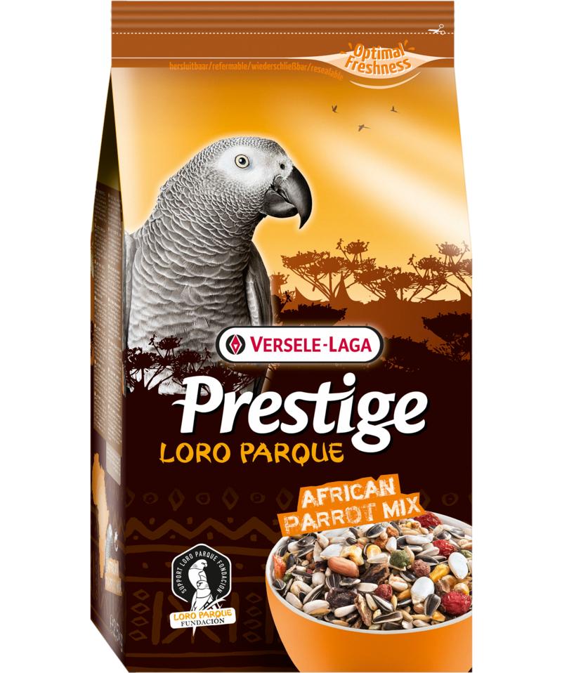 Корм Versele-Laga Prestige Loro Parque African Parrots зерновая смесь для крупных попугаев 1 кг