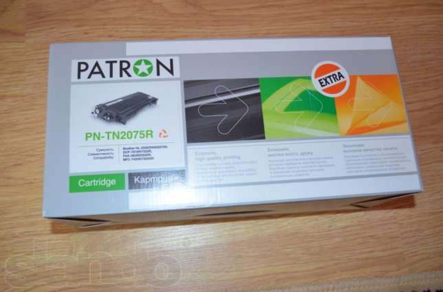 Тонер-картридж Brother TN-2075 (PN-TN2075R) Patron Extra