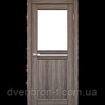 Двери Корфад Milano ML-04  орех, дуб грей, беленый дуб, фото 2