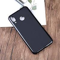 Силиконовый TPU чехол JOY для Asus Zenfone Max M1 ZB555KL черный