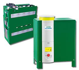 Тяговые аккумуляторные батареи HOPPECKE Trak | fnc