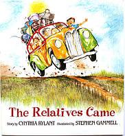 The Relatives Came. Книга англійською мовою, Серія: Короткі оповідання для дітей, фото 1